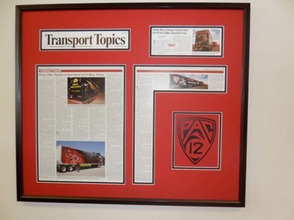 Frame It | Custom Framing, Salt Lake City, Utah - Newspaper Articles ...
